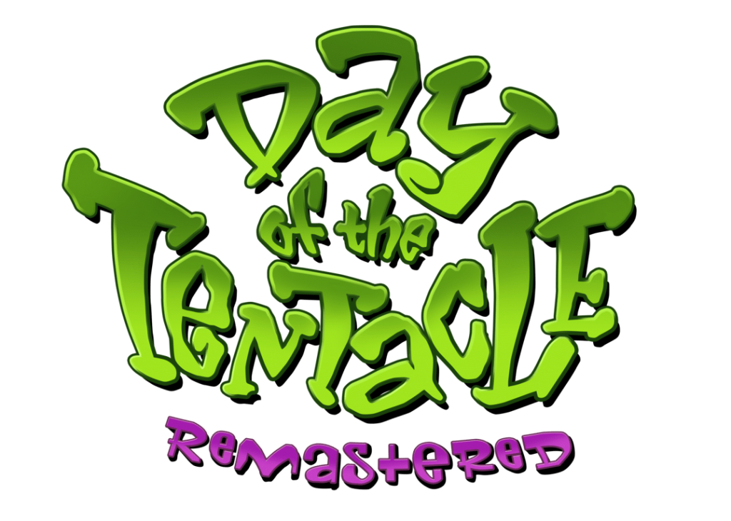 Day of the Tentacle Remastered logo (FILEminimizer)
